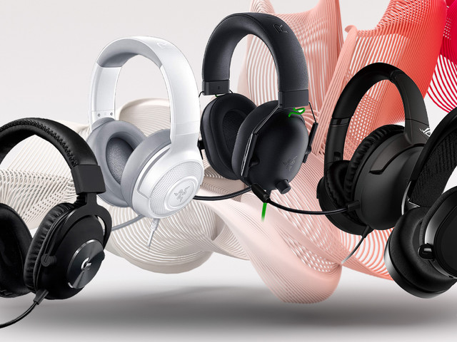 Gaming-Headsets: Fünf Top-Modelle für unter 100 Euro
