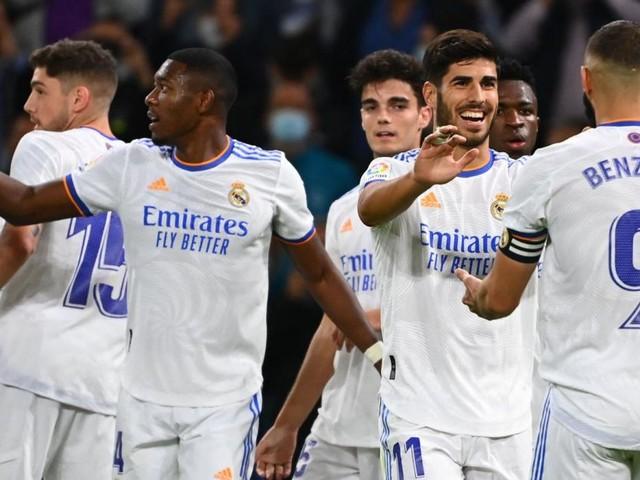 Drei Tore und doch kaum Jubel beim Matchwinner für Real Madrid