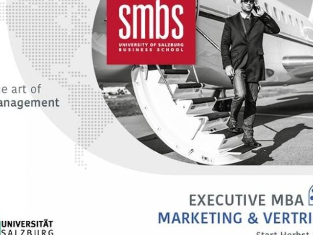 Mit dem MBA-Studium der SMBS zum Marketing Manager