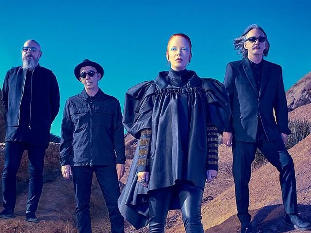 """Garbage-Sängerin Shirley Manson: """"Männer haben uns hierher gebracht"""""""