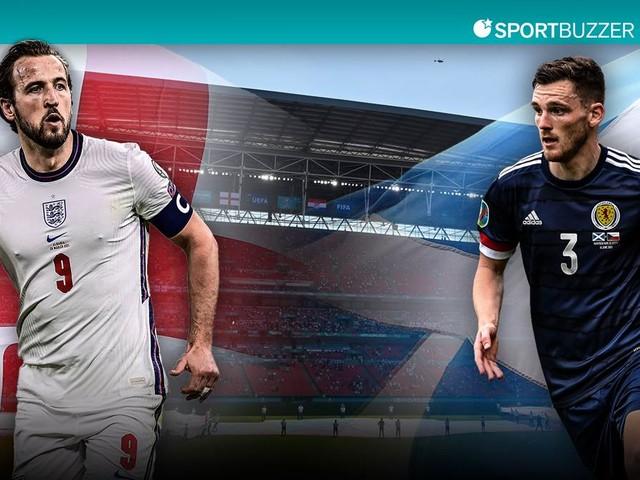 """""""Battle of Britain"""" im Liveticker: England spielt gegen Schottland"""