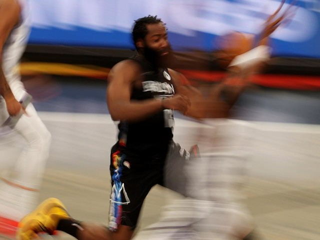 Harden führt Brooklyn Nets in NBA zu nächstem Sieg