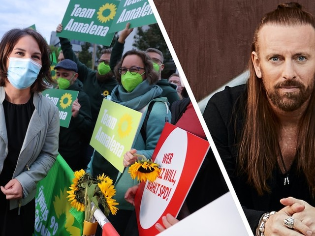 """Gastbeitrag von Anders Indset - Greta und die Grünen leisten Großes – doch """"Öko-Hysterie"""" wird die Wahl nicht verändern"""