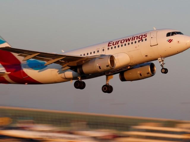 Streiks bei Eurowings und Germanwings mitten in der Urlaubssaison angekündigt