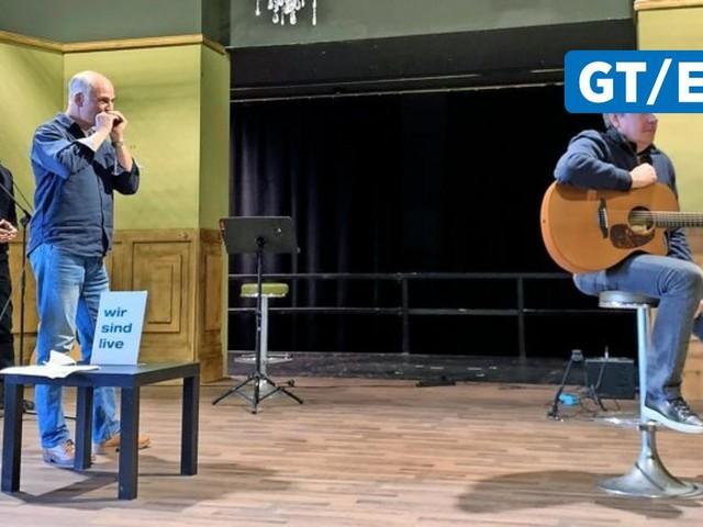"""Musikshow """"Land in Sicht"""" im Jungen Theater Göttingen"""