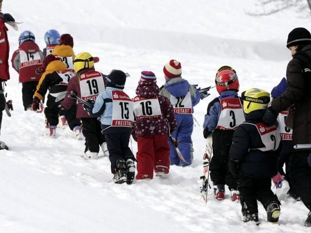 Skikurs wegen Aufwands abgesagt