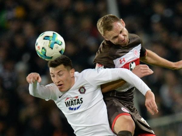 Aue holt Punkt beim FC St. Pauli