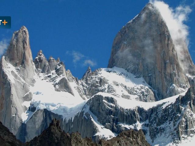 Das erstaunliche Wachstum der Berge