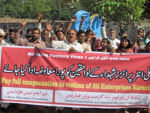 Beschaffung in Pakistan: fünf Jahre nach Ali Enterprises hat sich nichts geändert