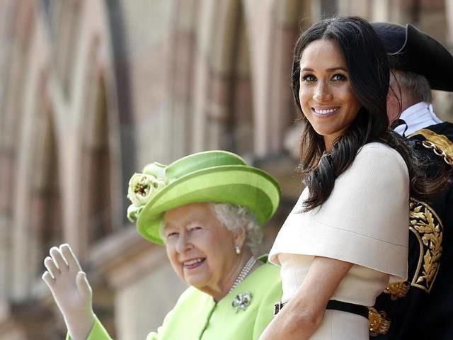 Britische Royals: Queen gratuliert Herzogin Meghan zum Geburtstag