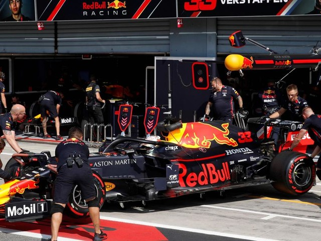 Formel 1: Red-Bull-Sportdirektor Wheatley mit Corona infiziert