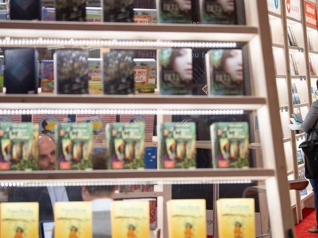 Frankfurter Buchmesse: Das Virus bestimmt die Spielregeln
