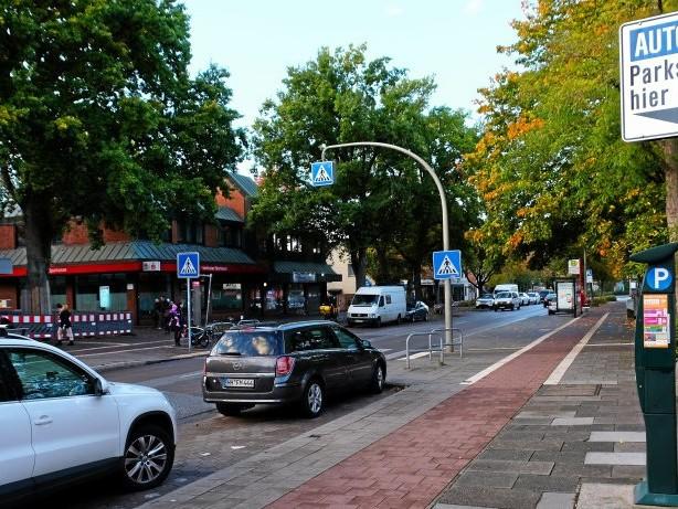 Verkehr in Hamburg: Parkzone in Neugraben kommt noch in diesem Jahr