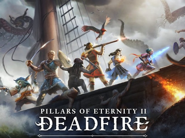 Pillars of Eternity 2: Deadfire - THQ Nordic übernimmt den Vertrieb der physischen Ausgabe des Rollenspiels