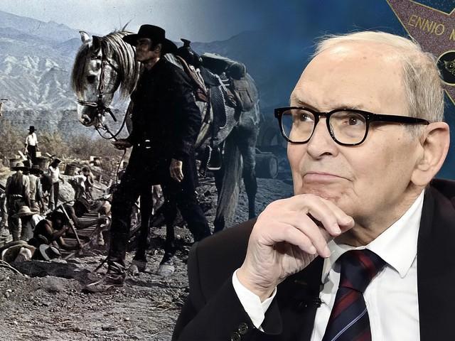 """Ennio Morricone – Trauer um den Mann, der das """"Lied vom Tod"""" komponierte"""