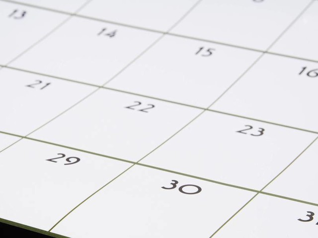 Kalenderblatt 2021: 19. September – was ist heute passiert?