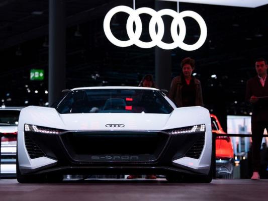 Audi macht ab 2026 Schluss mit Verbrennern.