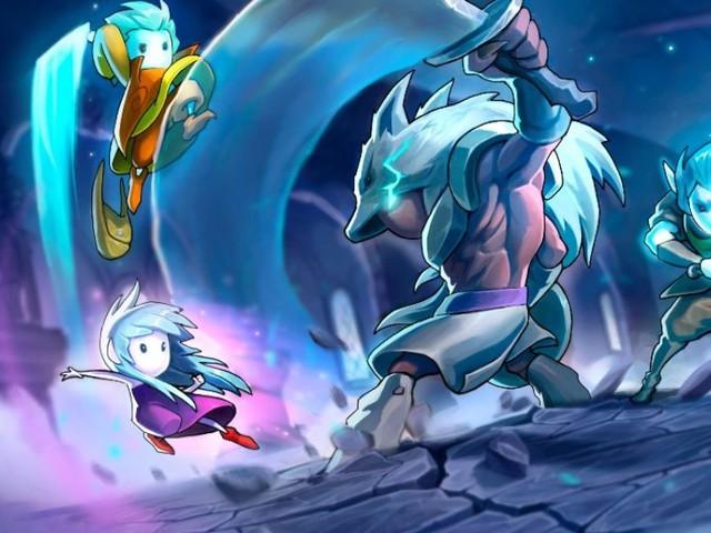 Greak: Memories of Azur: Startschuss für den Puzzle-Plattformer auf PC, PS5, XBS und Switch