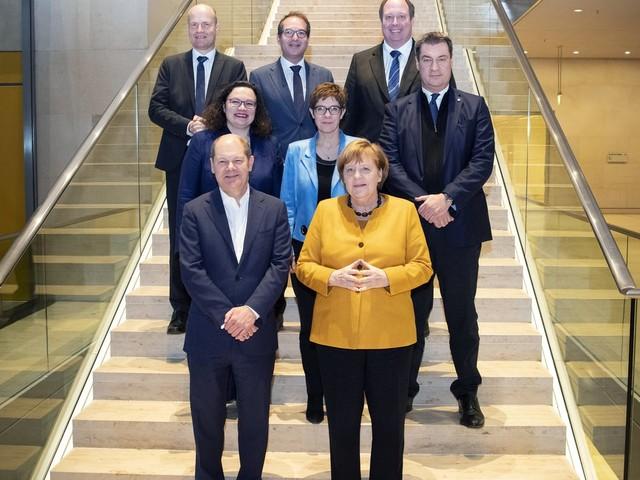 CDU-Chefin: Annegret Kramp-Karrenbauer verliert an Zustimmung