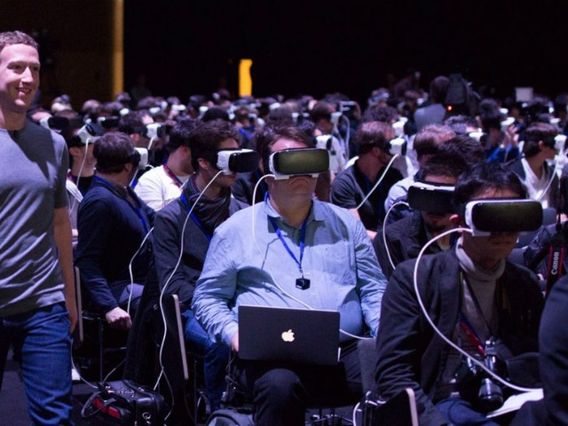 """Facebook: Wird laut Zuckerberg in fünf Jahren """"eine Metaverse-Firma"""" sein; OpenXR-Unterstützung gestartet"""