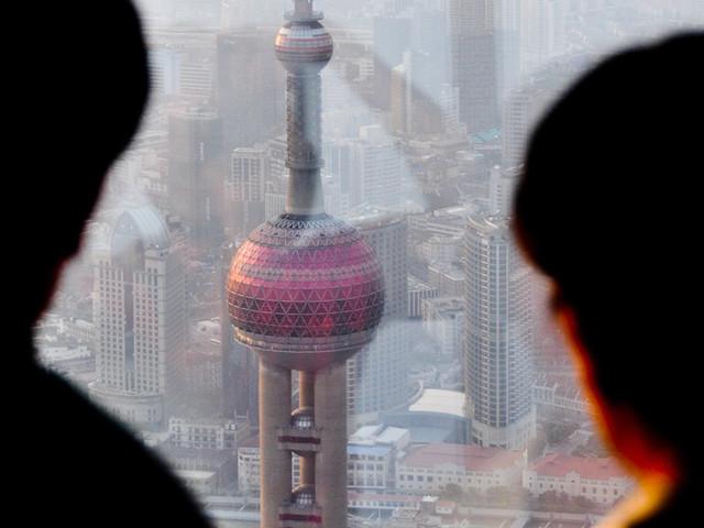 Shanghai World Financial Center – Bis 2015 das höchste Gebäude Chinas