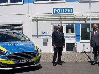 Polizeiwache Waldbröl: Ernst Seeberger ist neuer Leiter