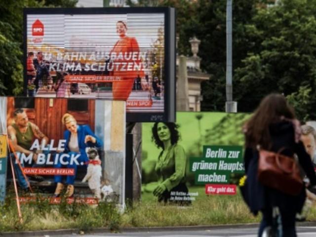 Berlin wählt neues Abgeordnetenhaus
