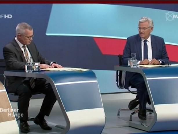"""Fernsehsendung: """"Bild""""-TV: ARD prüft rechtliche Schritte wegen Wahlsendung"""