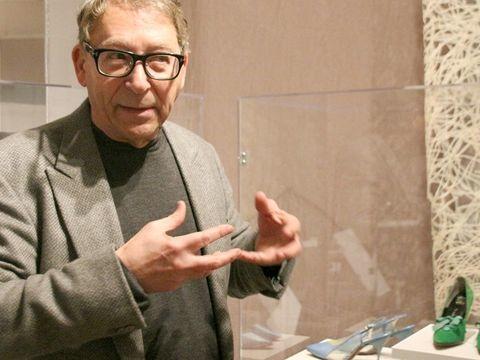 Die Stars lieben ihn: Schuh-Designer Stuart Weitzman wird 80