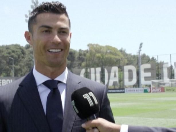 """Superstar Ronaldo zu Hammergruppe: """"Es wird alles gut laufen"""""""