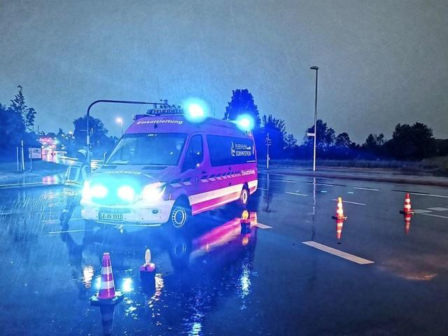 Unwetter trifft Ludwigsburg: Der größte Sturm des Jahres