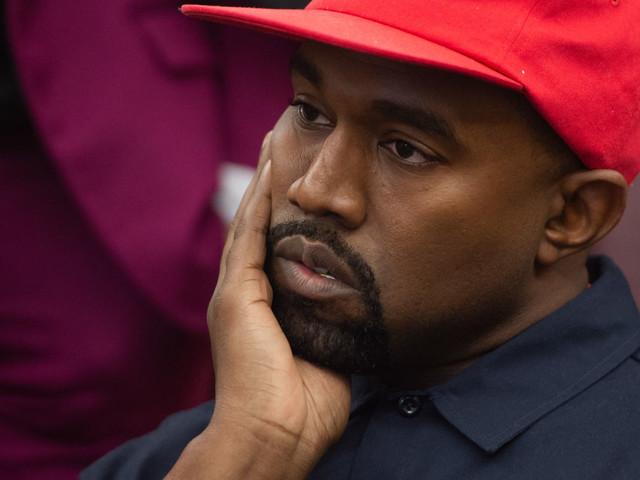 Kanye West soll ins Mercedes-Benz-Stadion gezogen sein