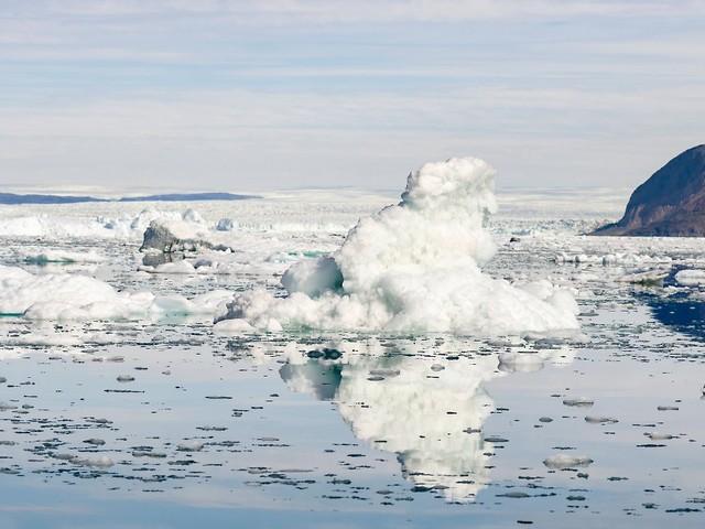 EU-Forscher schlagen Alarm: Arktiseis schwindet rapide, Meeresspiegel steigt