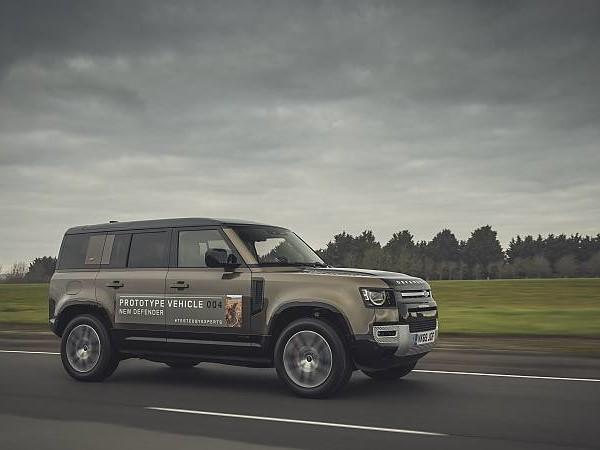 Das kann der neue Land Rover Defender: Rustikaler Gentleman