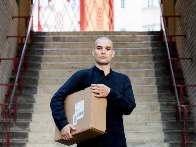 Unzustellbar: In den Schuhen eines Paket-Lieferanten