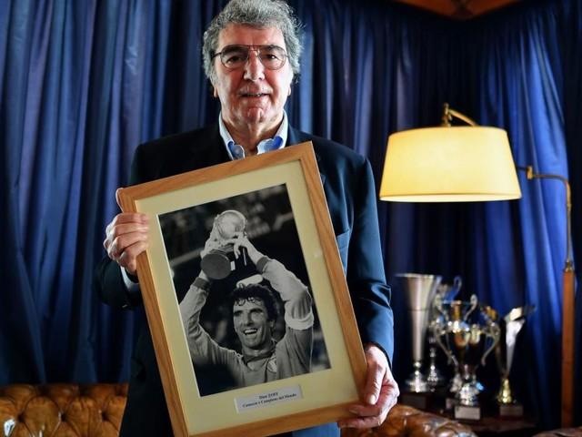 Italiens Torhüter-Legende Dino Zoff fehlt der Kick im Fußball