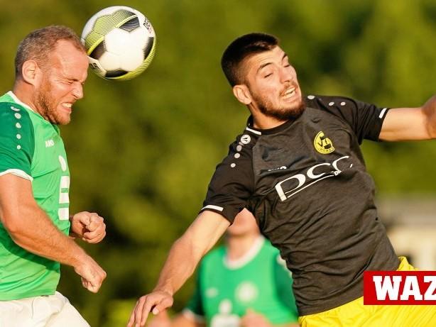 Fußball-Bezirksliga: Rote Karte bringt Hamminkelner SV aus dem Tritt