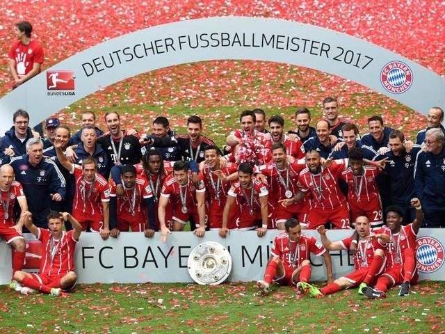 Geldliga: Bayern wieder Vierter - Englische Clubs dominieren