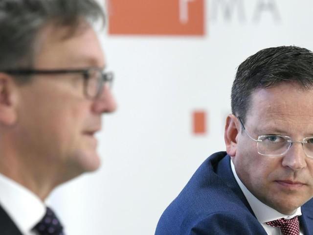 """FMA sperrt """"AutoBank"""" zu: Spareinlagen fast zur Gänze gesichert"""