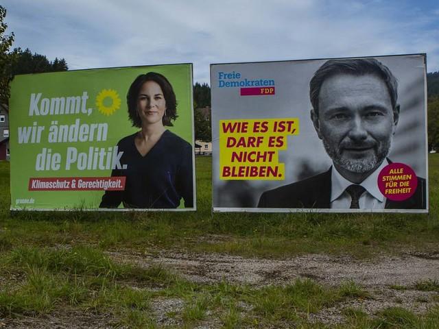 Grüne und Liberale sondieren: Was die Kanzlermacher eint, was sie trennt