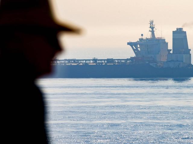 """Gibraltar: Washington verfügt Beschlagnahmung von iranischem Supertanker """"Grace 1"""""""