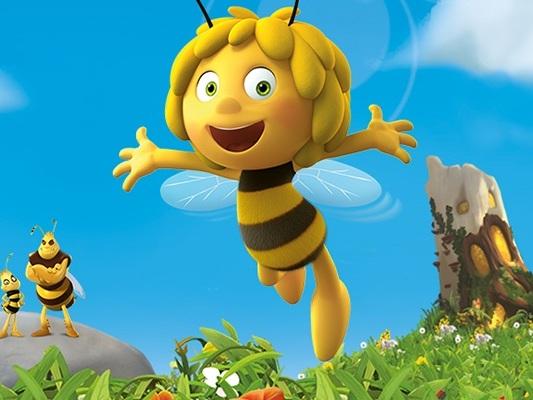 """Trailer zum neuen Abenteuer """"Die Biene Maja – Die Honigspiele"""""""