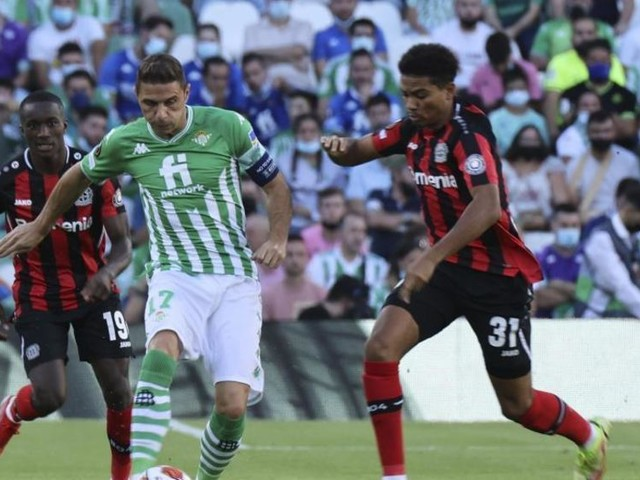 Andrich rettet Leverkusen Remis in Sevilla