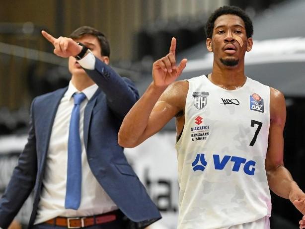 Basketball: Sieg gegen Alba Berlin soll Messlatte für die Towers werden