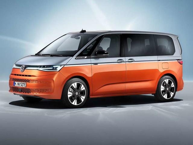 Neuer VW Multivan will Bulli-Tradition treu bleiben: So viel Platz, Technik und Komfort ist drin