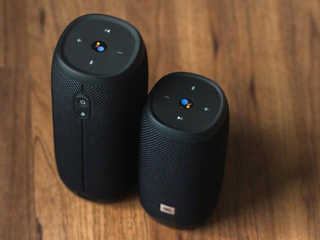 JBL Link 10 und 20 im Test: Google Home macht mobil