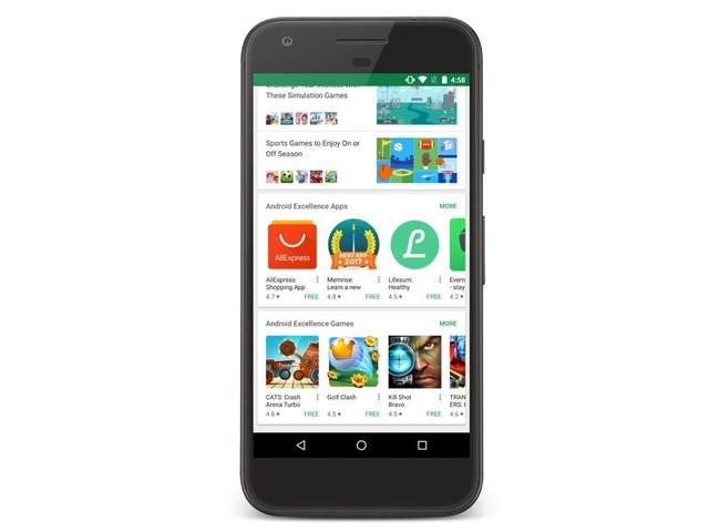 Neu im Play Store: Google zeichnet großartige Android-Apps aus