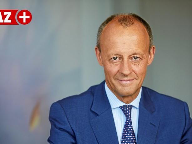 Interview: Friedrich Merz: Verzichte nach Wahl auf alle Nebenjobs
