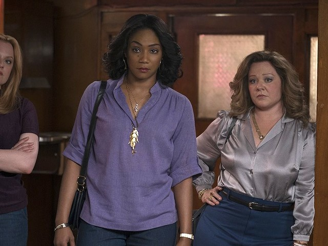 "Filmkritik ""The Kitchen: Queens of Crime"" – Melissa McCarthy in Mafia-Film"