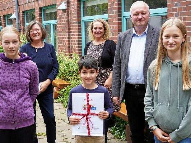 Bargteheide: Lesepaten küren Sieger des Mal- und Schreibwettbewerbs